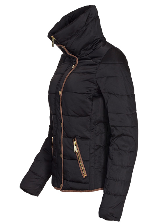 Urban Surface Damen Daunen Winterjacke Wintermantel Winter Daunen ...
